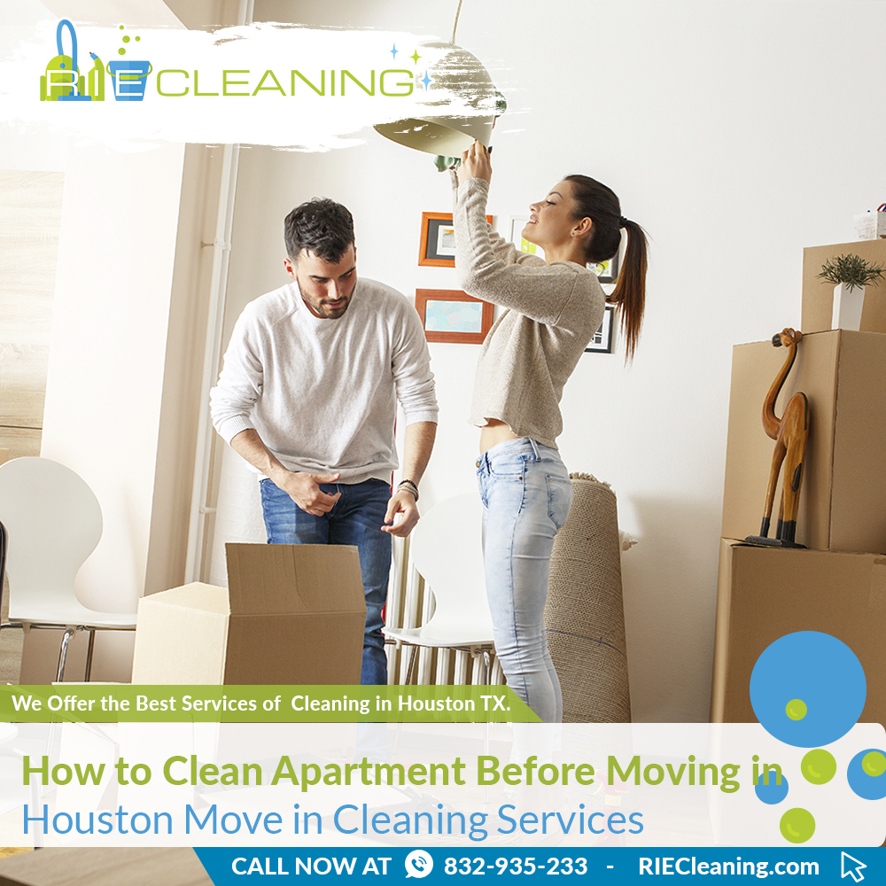 RIE Cleaning - Houston Move in Cleaning Services